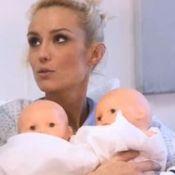 Elodie Gossuin hypnotisée : Elle pense avoir accouché... de 8 bébés !