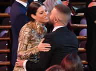 Justin Timberlake fait le show aux Oscars et embrasse Jessica Biel en direct