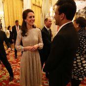 Kate Middleton : Elégance bollywoodienne pour célébrer l'Inde à Buckingham