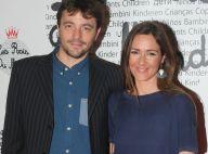 Emmanuelle Boidron et son mari Antoine amoureux face à la sexy Lola Marois