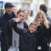 Patrick Dempsey : Amoureux et en famille à Paris, l'ex-Dr Mamour resplendit