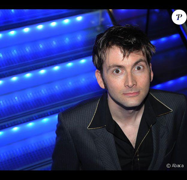 David Tennant, actuel Dr Who