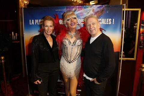 Estelle Lefébure, Olivier Dion et les VIP séduits par Priscilla folle du désert