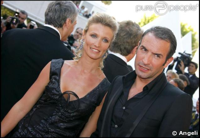 Alexandra Lamy et Jean Dujardin, un couple à l'écran comme à la ville, qui a envie... d'enfant !