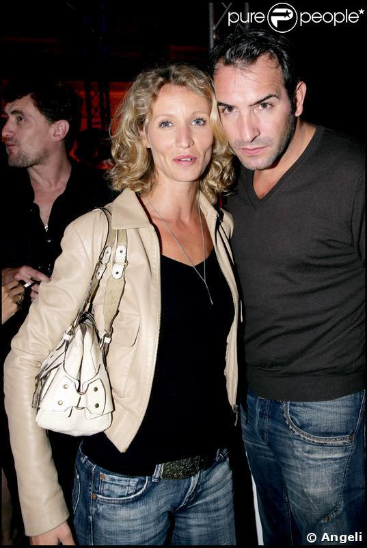 Alexandra lamy et jean dujardin un couple l 39 cran comme for Jean dujardin alexandra lamy bebe
