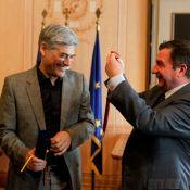 Georges Corraface : Fier pour un grand honneur à Athènes, sur la piste de Zorba