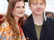 Rupert Grint avec Bonnie Wright : Ron et Ginny Weasley de Harry Potter réunis !