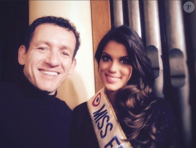 Miss Univers : la Nordiste Iris Mittenaere de retour en France