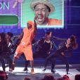 Nick Cannon - Nickelodeon's 2017 Kids' Choice Awards à l'USC Galen Center à Los Angeles le 11 mars 2017.