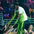 Kevin Hart - Nickelodeon's 2017 Kids' Choice Awards à l'USC Galen Center à Los Angeles le 11 mars 2017.