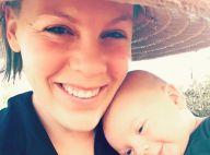 Pink : La photo de son bébé Jameson qui émeut toute la Toile