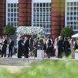 L'Orangerie du palais de Kensington, à Londres, accueillait le 10 juillet 2015 le mariage de Nicky Hilton et James Rothschild.