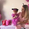 Kaysha Louise a publié une photo d'elle avec sa fille sur sa page Instagram au mois de mars 2017. La jeune femme a passé le weekend du 11 mars à faire la fête avec Justin Bieber sur un bateau de luxe.