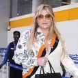 Kesha arrive à l'aéroport de LAX à Los Angeles pour prendre l'avion, le 22 novembre 2016