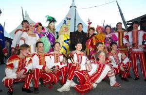 Stéphanie de Monaco, un ouragan d'amour au Festival International du Cirque de Monte-Carlo !