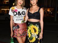 Sylvester Stallone: Ses filles Sophia et Sistine bombesques chez Dolce & Gabbana