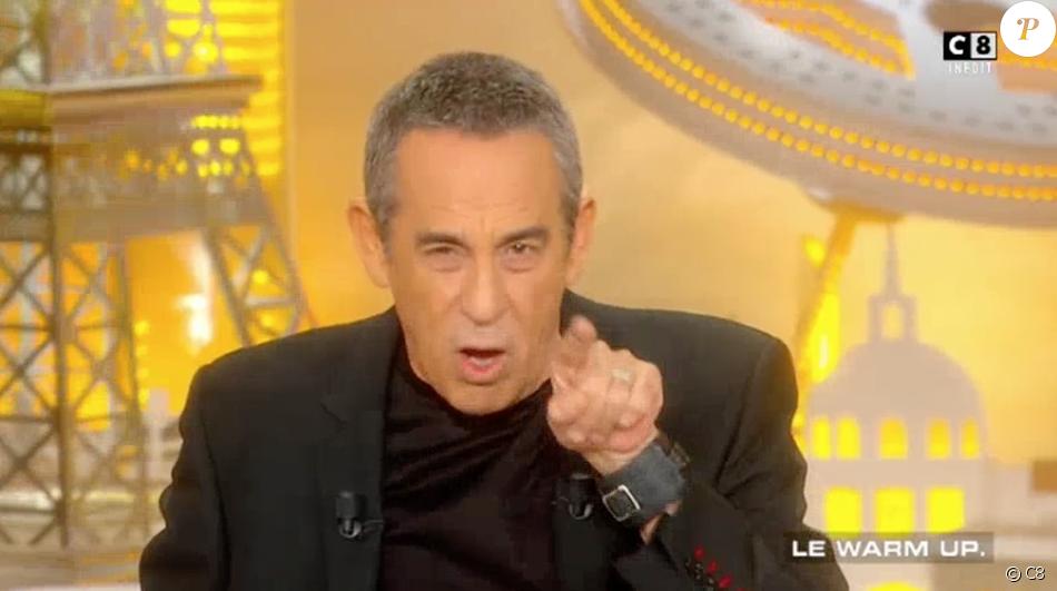Bruno Masure et Thierry Ardisson se réconcilient après leur clash (vidéo) — SLT