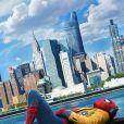 Affiche de Spider-Man : Homecoming.
