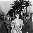 Claudia Cardinale à Cannes en 1972.