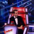 """R'nold dans """"The Voice 6"""" le 1er avril 2017."""
