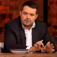 """""""Philippe Etchebest et Jean-François Piège - """"Top Chef 2017"""" sur M6, le 29 mars 2017."""""""
