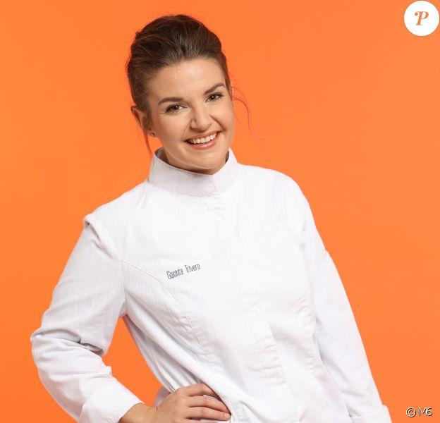 """Giacinta Trivero (25 ans) - Candidat de """"Top Chef 2017"""" sur M6."""