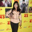 "Mayte Garcia - Premiere du film ""Movie 43"" au theatre ""Grauman Chinese"" a Hollywood, le 23 janvier 2013."