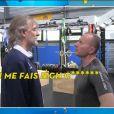 Gilles Verdez face à Pascal Soetens, le 3 avril 2017 dans TPMP. La partie 2.