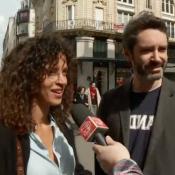 Noémie Lenoir : Coup de coeur en pleine rue, elle repart avec un inconnu !