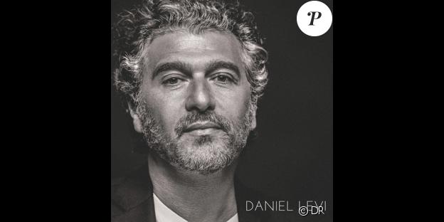 Pochette du nouvel album éponyme de Daniel Lévi, sortie le 7 avril 2017.