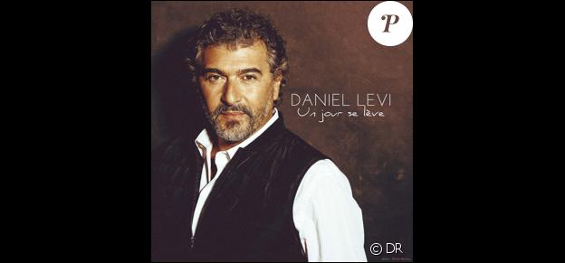 """Pochette du single """"Un jour se lève"""" de Daniel Lévi."""