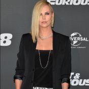 Charlize Theron, rock et stricte face à Vin Diesel et Capucine Anav