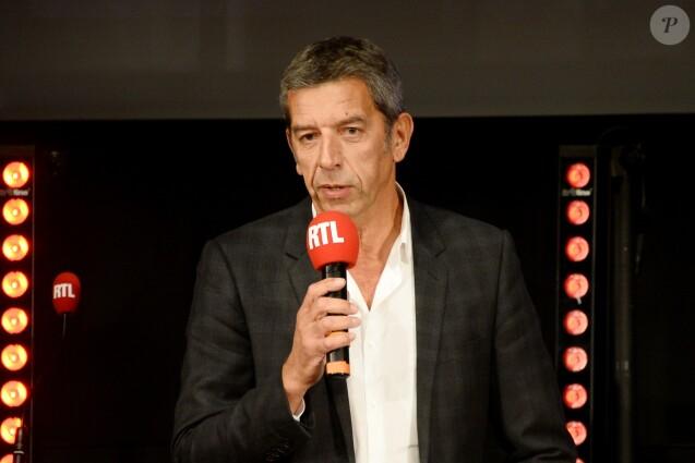 Michel Cymes - Conférence de presse de rentrée du groupe RTL à Paris le 7 septembre 2016. © Coadic Guirec / Bestimage