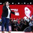 Emmanuelle Cosse - Grande Convention nationale de la Belle Alliance Populaire, organisée par le Parti Socialiste, Paris, le 3 décembre 2016. © Stephane Lemouton/BestImage
