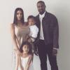 Kim Kardashian et Kanye West : Une adorable Pâques avec North et Saint