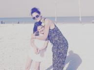Suri Cruise : Pâques et soleil avec sa mère, pendant que papa tourne à Paris