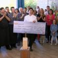 Jérémie, gagnant de Top Chef 2017. Avril 2017.