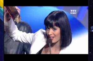 VIDEO NRJ MUSIC AWARDS : La bourde ! Katy Perry remporte le prix... de Rihanna !