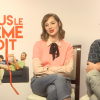 """Louise Bourgoin et Gilles Lellouche vivent """"Sous le même toit"""" et se confient !"""