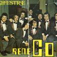 René Coll , au milieu au fond