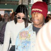 Kendall Jenner : Virée shopping avec A$ap Rocky, après son clash avec Caitlyn