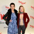 """Jovanka Sopalovic et Gabrielle Lazure - Avant-première du film """"Vive la crise !"""" au cinéma Max Linder à Paris le 2 mai 2017. © Coadic Guirec/Bestimage02/05/2017 - Paris"""