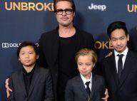 """Brad Pitt veut """"s'améliorer"""" pour ses enfants: """"Ils ont besoin qu'on les écoute"""""""