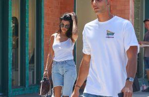 Kourtney Kardashian en couple avec un sexy Français : Scott Disick voit rouge