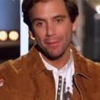 Mika dans The Voice 6 sur TF1, le 6 mai 2017.