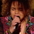 Manoah dans The Voice 6 sur TF1, le 6 mai 2017 sur TF1.