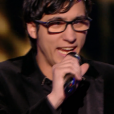 """Vincent Vinel dans """"The Voice 6"""" le 6 mai 2017 sur TF1."""