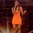 """Imane dans """"The Voice 6"""" le 6 mai 2017 sur TF1."""