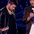 """Les Incantèsimu dans """"The Voice 6"""" le 6 mai 2017 sur TF1."""