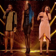 "The Sugazz dans ""The Voice 6"", le 6 mai 2017 sur TF1."